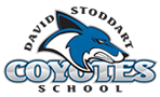 David Stoddart School logo