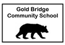 Gold Bridge Community School logo